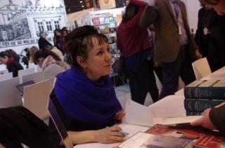 Salon du Livre de Paris, Fot. Sophie Bouteiller dla Instytutu Polskiego w Paryżu