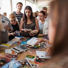 Drugie Życie Książki, Weekend z Łiteraurą