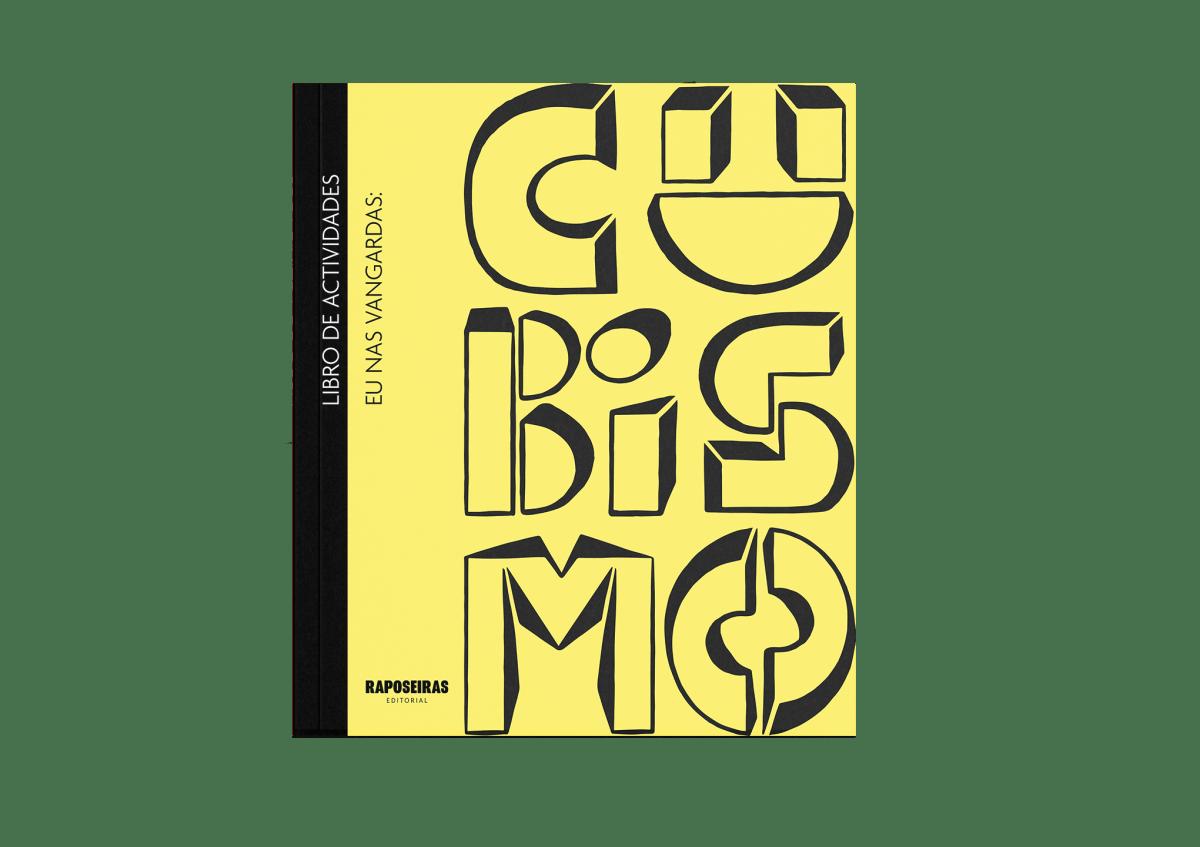 Portada Libro Cubismo