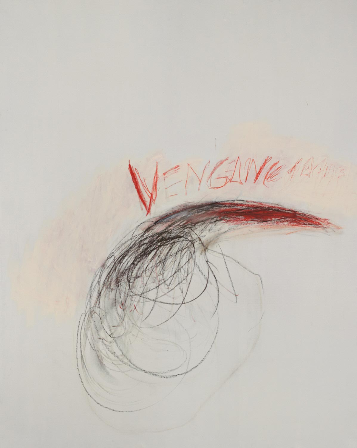 Cy Twombly, Fifty Days at Iliam: Vengeance of Achilles