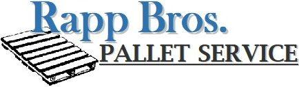 Rapp Bros. Pallet Service Inc.