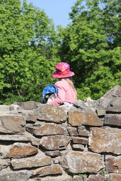 Auf Burg Windeck (1)