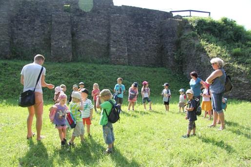 Auf Burg Windeck (2)