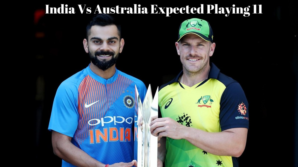 India Vs Australia Expected Playing 11 For First T 20