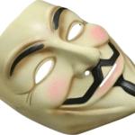 L'aberrante loi française interdisant de dissimuler son visage en public – Le cas «Anonymous»