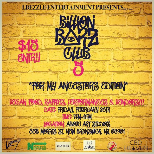 Billion Barz Club 5