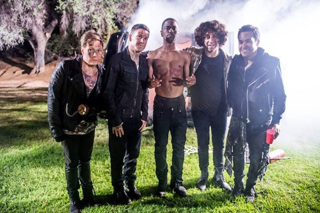 Image result for fall out boy and big sean