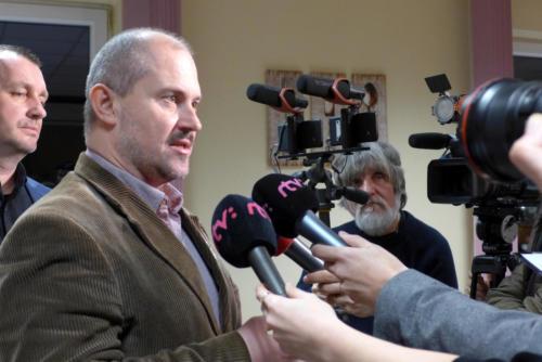 Volby Slovensko 2020 - z volebního štábu strany Kotlebovci - ĽSNS