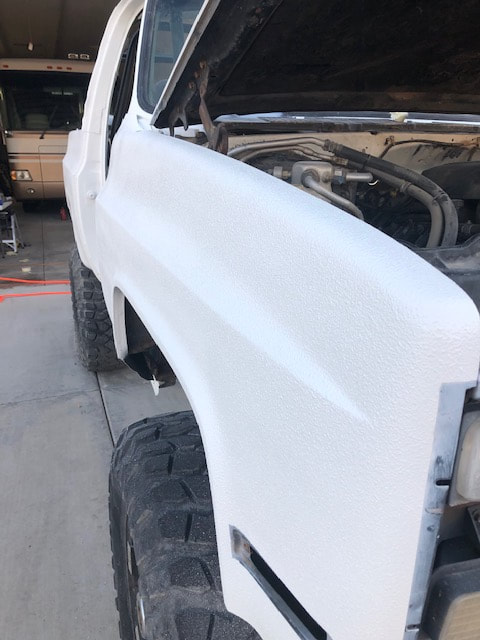 White Bed Liner Paint : white, liner, paint, Pictures, RAPTOR, LINER