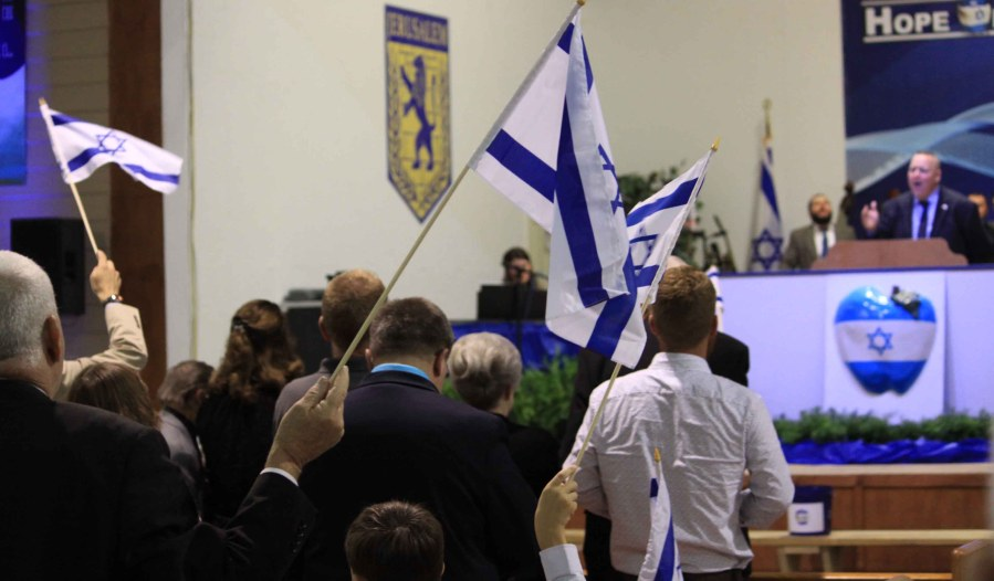 Hope of Israel National Conference – on Israel, Prophecy, and the