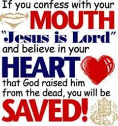Confession and salvation
