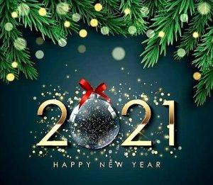 رسائل تهنئة العام الجديد 2021أجدد صور تهنئة راس السنة الجديدة 2021 Happy New Ye