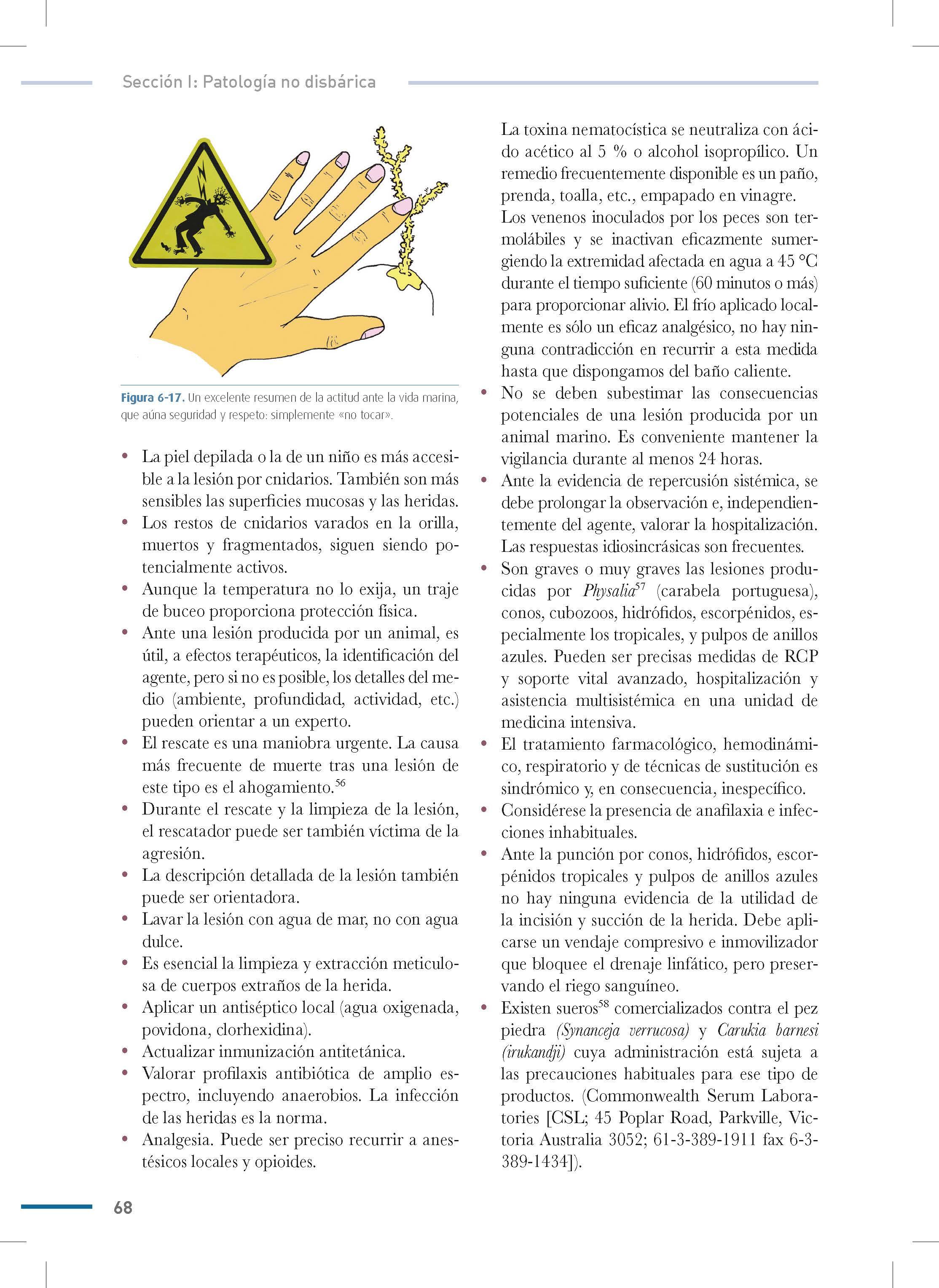 ACCIDENTES y ENFERMEDADES EN EL MEDIO ACUTICO  El libro que nos ayuda a evitar ser socorristas