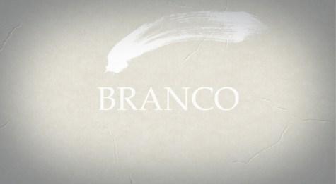 "Still frame from my short animated film ""Branco"" (White)"