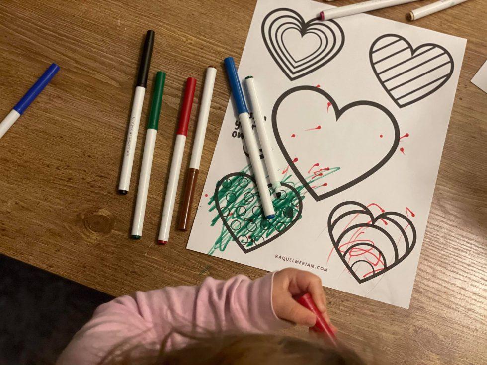 Heart Printables 2