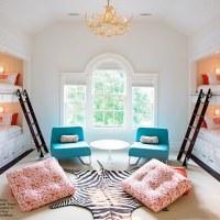 El dormitorio de los chicos.// //Children bedroom.