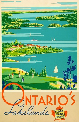 ontarios-lakelands-canandian-national-railways-vintage-travel-poster-www.freevintageposters.com