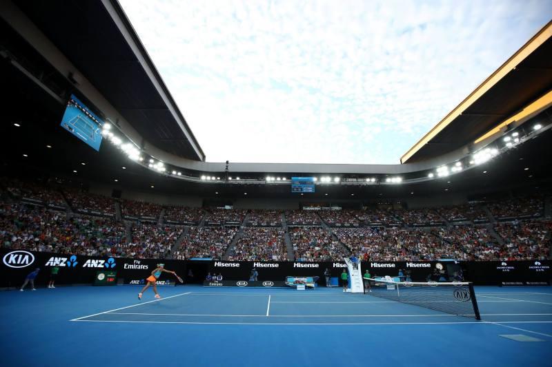 Australian Open Hisense Arena