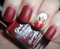 Festive Thanksgiving Nail Designs - The Original Mane 'n ...