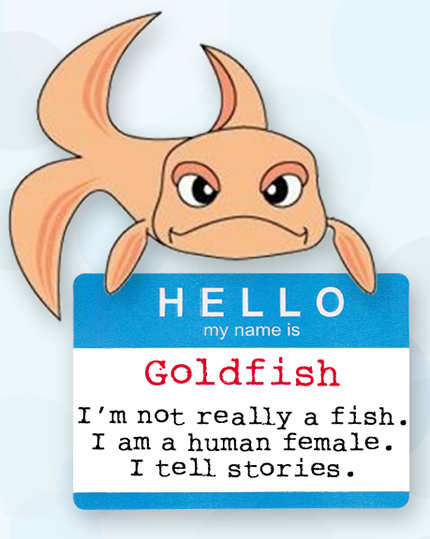 Goldfish - http://fishofgold.wordpress.com/