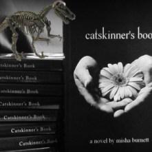 misha burnett, catskinners book, rarasaur