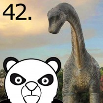 rule of stupid, rarasaur, meaning of life, 42