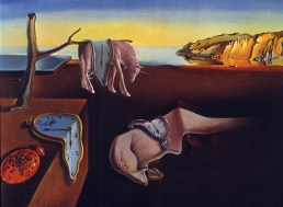 Salvador Dali - Melting Clocks (and Levitating Unicorns)