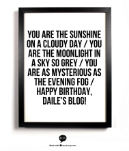 dailesblogbday