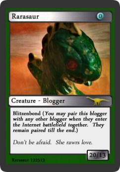 blitzen-rarasaur