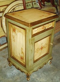 Renaissance Architectural - Renaissance Hand Painted Furniture