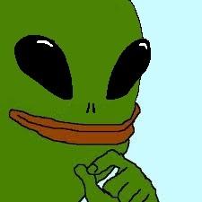 Alien Pepe