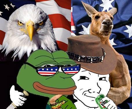 USA Patriotic Pepe