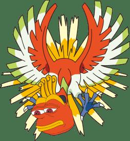 Fearrow Pokemon Pepe
