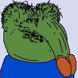 Dickface Pepe