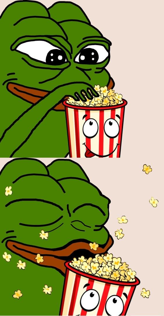 Popcorn Pepe