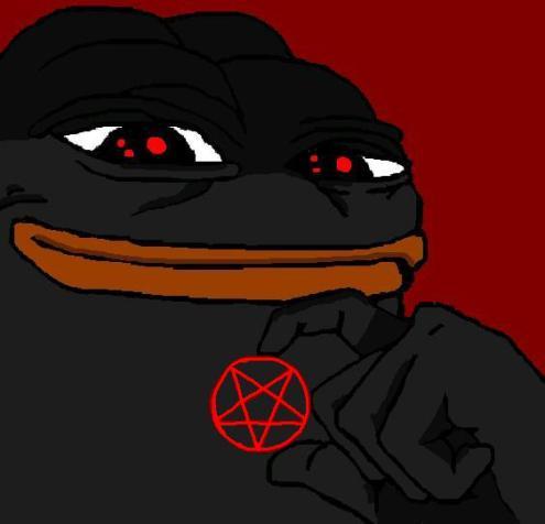 Pentagram Pepe