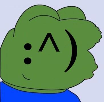 :^) Pepe