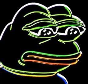 Neon Pepe