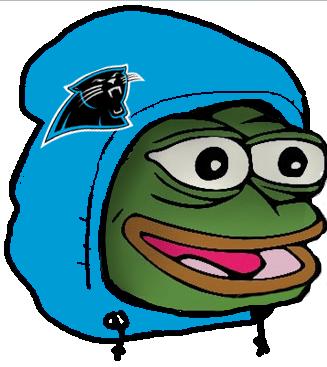 Carolina Panthers Pepe