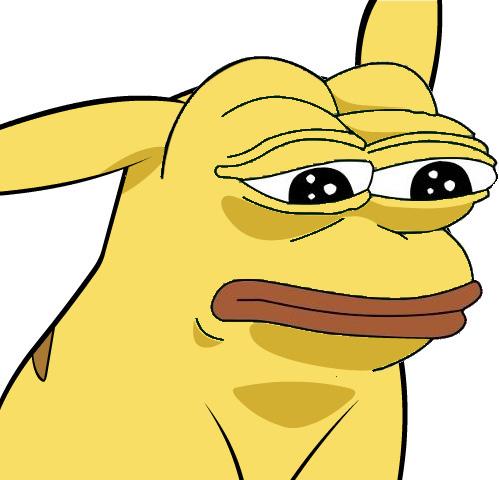 Pikachu Pepe