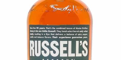 Russell's Reserve SiB Rye