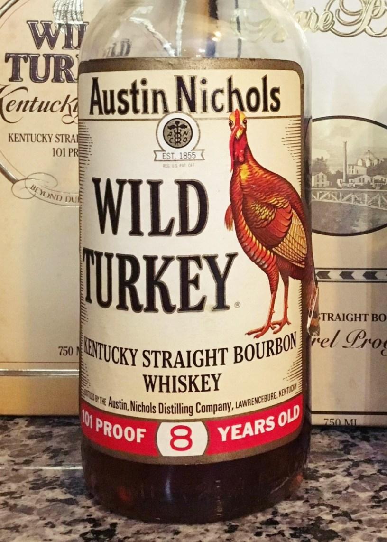 1979 Wild Turkey 101