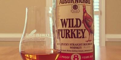 Wild Turkey 101-8 1993