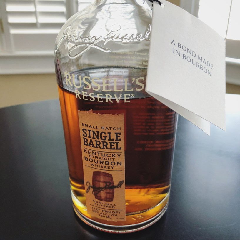Russell's Reserve Single Barrel 2014