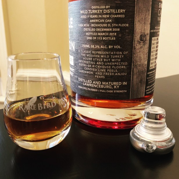 Single Cask Nation WT D