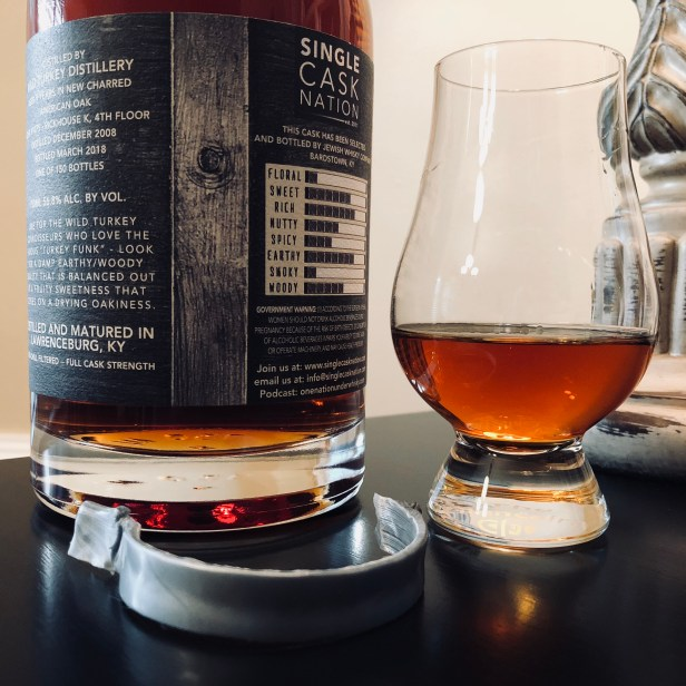 Single Cask Nation WT K