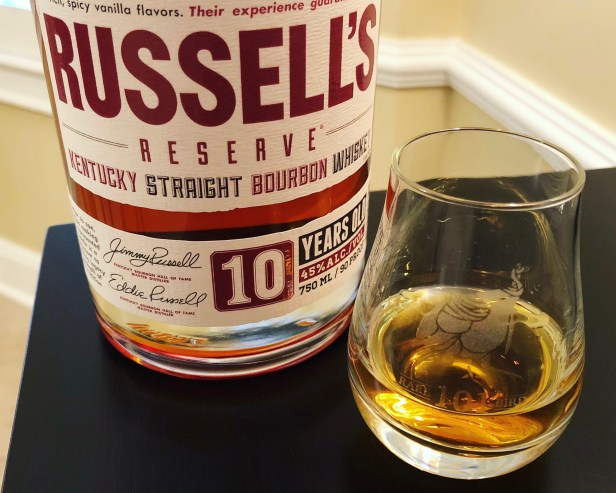 Russell's Reserve 10-Year 2017