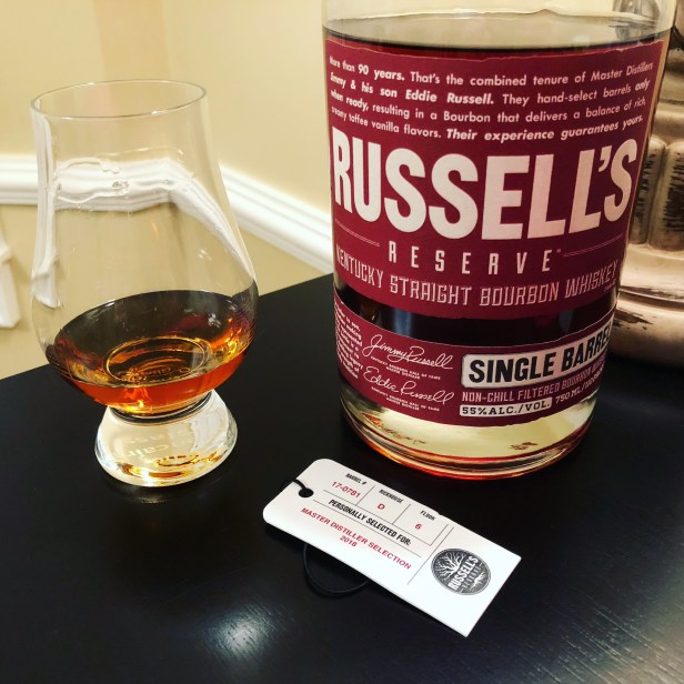 2018 Russell's Reserve MDS