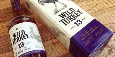 Wild Turkey Distiller's Reserve