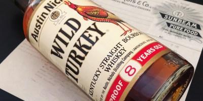 1986 Wild Turkey 101